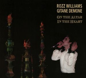 On The Altar/In The Heart, Rozz & Gitane Demon Williams
