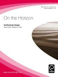 On The Horizon: On The Horizon, Volume 13, Issue 1