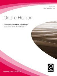 On the Horizon: On the Horizon, Volume 14, Issue 2