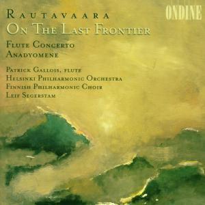 On The Last Frontier/Flute Concerto/+, Helsinki Po, Gallois, Segerstam