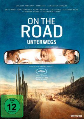 On the Road - Unterwegs, Jack Kerouac