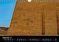 On the trail of the ancient Egypt (Wall Calendar 2019 DIN A4 Landscape) - Produktdetailbild 9