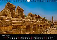 On the trail of the ancient Egypt (Wall Calendar 2019 DIN A4 Landscape) - Produktdetailbild 2