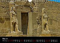 On the trail of the ancient Egypt (Wall Calendar 2019 DIN A4 Landscape) - Produktdetailbild 5