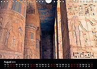 On the trail of the ancient Egypt (Wall Calendar 2019 DIN A4 Landscape) - Produktdetailbild 8