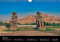 On the trail of the ancient Egypt (Wall Calendar 2019 DIN A4 Landscape) - Produktdetailbild 7