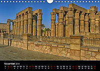 On the trail of the ancient Egypt (Wall Calendar 2019 DIN A4 Landscape) - Produktdetailbild 11
