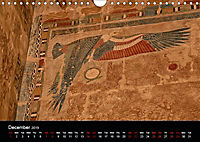 On the trail of the ancient Egypt (Wall Calendar 2019 DIN A4 Landscape) - Produktdetailbild 12