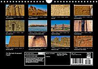 On the trail of the ancient Egypt (Wall Calendar 2019 DIN A4 Landscape) - Produktdetailbild 13