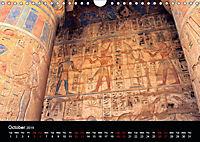 On the trail of the ancient Egypt (Wall Calendar 2019 DIN A4 Landscape) - Produktdetailbild 10