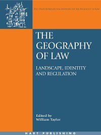 Oñati International in Law and Society: The Geography of Law