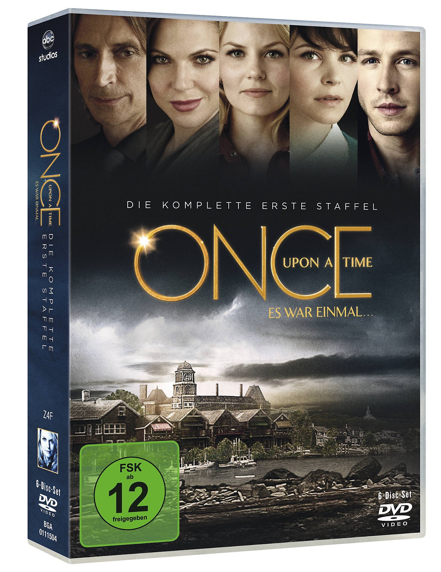 Once Upon A Time Es War Einmal Staffel 1 Dvd Weltbildch