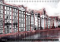 One Day Amsterdam (Tischkalender 2019 DIN A5 quer) - Produktdetailbild 2