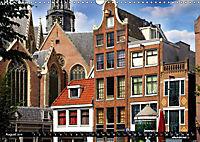 One Day Amsterdam (Wandkalender 2019 DIN A3 quer) - Produktdetailbild 1