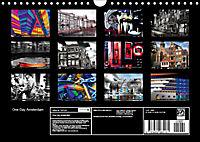 One Day Amsterdam (Wandkalender 2019 DIN A4 quer) - Produktdetailbild 13