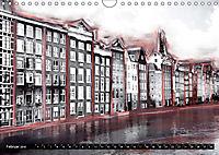 One Day Amsterdam (Wandkalender 2019 DIN A4 quer) - Produktdetailbild 2