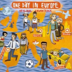 One Day in Europe, Diverse Interpreten