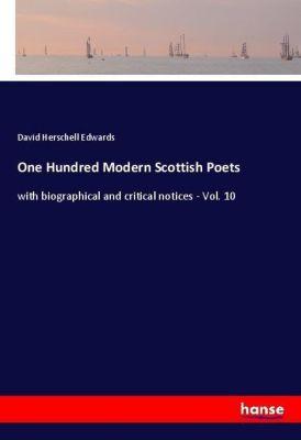 One Hundred Modern Scottish Poets, David Herschell Edwards