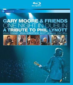 One Night In Dublin: A Tribute To Phil Lynott, Gary Moore