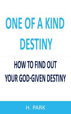 One Of A Kind Destiny: How To Find Out Your God-Given Destiny, Hakyoung Park