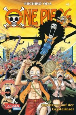 One Piece - Abenteuer auf der Geisterinsel, Eiichiro Oda