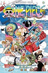 One Piece - Abenteuer im Land der Samurai - Eiichiro Oda pdf epub