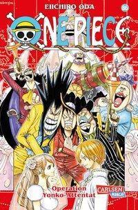 One Piece - Operation Yonko-Attentat, Eiichiro Oda
