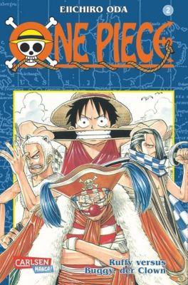 One Piece - Ruffy versus Buggy, der Clown - Eiichiro Oda pdf epub