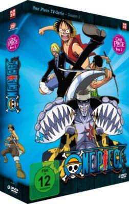 One Piece TV-Serie - Box 2