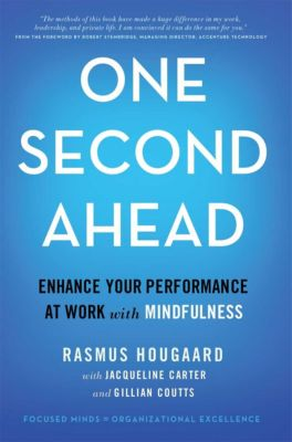 One Second Ahead, Gillian Coutts, Jacqueline Carter, Rasmus Hougaard