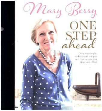 One Step Ahead, Mary Berry