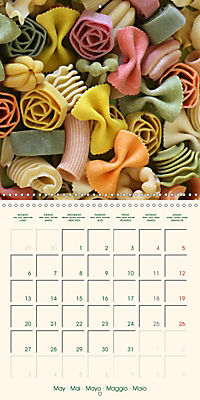 One Year of Enjoyment (Wall Calendar 2019 300 × 300 mm Square) - Produktdetailbild 5