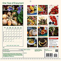 One Year of Enjoyment (Wall Calendar 2019 300 × 300 mm Square) - Produktdetailbild 13