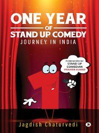 One Year of Stand up Comedy, Jagdish Chaturvedi