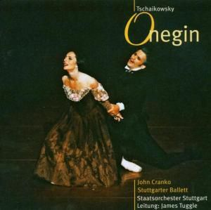 Onegin, James Tuggle, Staatsorchester Stuttgart