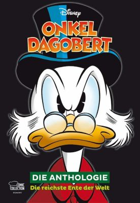 Onkel Dagobert - Die Anthologie, Walt Disney