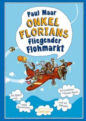Onkel Florians fliegender Flohmarkt, Paul Maar