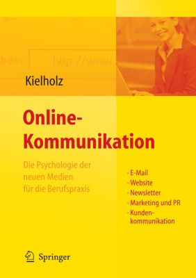 Online-Kommunikation, Annette Kielholz