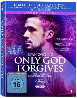 Only God Forgives Limited Mediabook