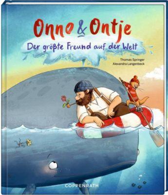 Onno & Ontje - Der größte Freund auf der Welt, Thomas Springer