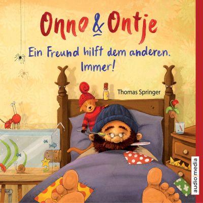 Onno und Ontje. Ein Freund hilft dem anderen. Immer!, Thomas Springer