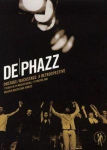 Onstage/Backstage: A Retrospective, De-Phazz