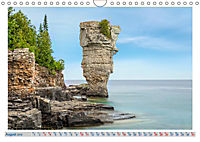 Ontario Canada, Lake Huron and Georgian Bay (Wall Calendar 2019 DIN A4 Landscape) - Produktdetailbild 8