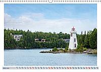 Ontario Canada, Lake Huron and Georgian Bay (Wall Calendar 2019 DIN A3 Landscape) - Produktdetailbild 7