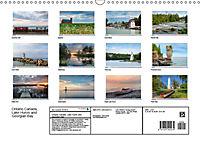 Ontario Canada, Lake Huron and Georgian Bay (Wall Calendar 2019 DIN A3 Landscape) - Produktdetailbild 13