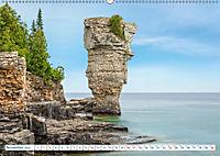Ontario Kanada, Lake Huron und Georgian Bay (Wandkalender 2019 DIN A2 quer) - Produktdetailbild 11