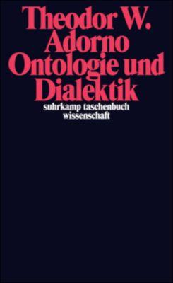 Ontologie und Dialektik, Theodor W. Adorno