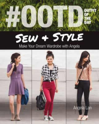 #OOTD (Outfit of the Day) Sew & Style, Angela Lan