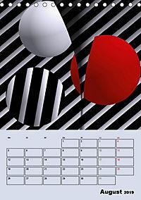 OpArt und mehr (Tischkalender 2019 DIN A5 hoch) - Produktdetailbild 8