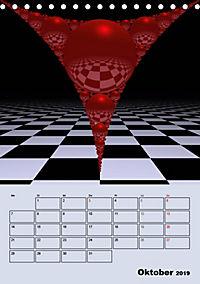 OpArt und mehr (Tischkalender 2019 DIN A5 hoch) - Produktdetailbild 10